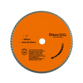 Cold & Hot Pressed-Turbo Saw Blade