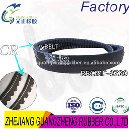 V BELT RECMF-8720 FOR MITSUBISHI REPLACEMENT AUTOMOTIVE V BELT-factory